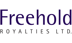 Freehold Royalties logo