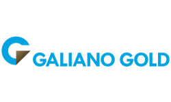 Galiano Gold Inc. logo