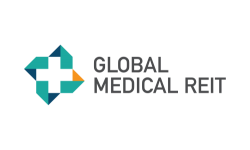 Global Medical REIT logo