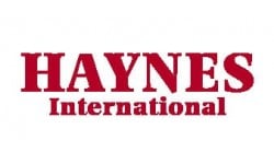 Haynes International logo