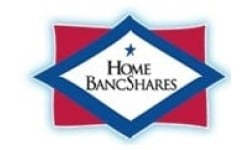Home Bancshares, Inc. (Conway, AR) logo