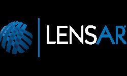 LENSAR logo