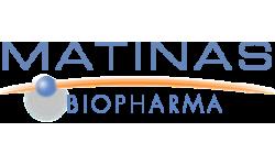 Matinas BioPharma logo