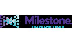 Milestone Pharmaceuticals logo