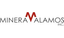 Minera Alamos logo