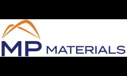 MP Materials logo