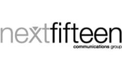 Next Fifteen Communications Group logo