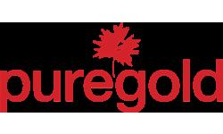 Pure Gold Mining logo