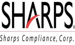 """Sharps Compliance Corp. (NASDAQ:SMED) Receives Consensus Rating of """"Buy"""" from Brokerages"""