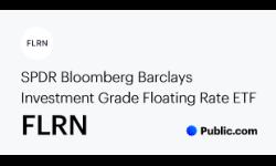 SPDR Bloomberg Barclays Investment Grade Floating Rate ETF logo
