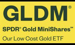 SPDR Gold MiniShares Trust logo