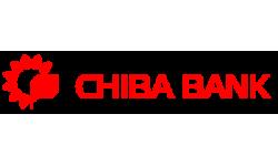 The Chiba Bank logo