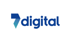 7digital Group plc (7DIG.L) logo