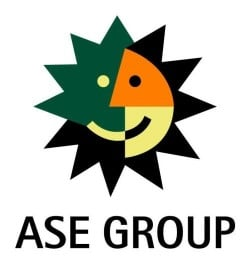 ASE Technology logo