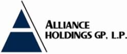 Alliance Holdings GP logo