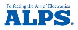 Alps Alpine Co., Ltd. logo