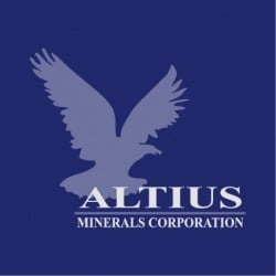 Altius Minerals Co. logo