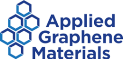 Applied Graphene Materials logo