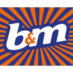 B&M Euro VALUE/ADR logo
