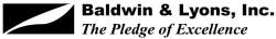 Baldwin & Lyons Inc Class B logo