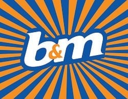 B&M European Value Retail logo