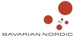 BAVARIAN NORDIC/S logo