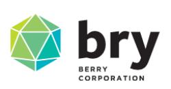 Berry Co. logo