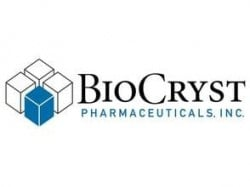 $3.80 Million in Sales Expected for BioCryst Pharmaceuticals, Inc. (BCRX) This Quarter
