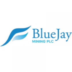 Bluejay Mining logo