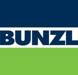 Bunzl plc logo