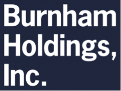 Burnham Holdings Inc logo