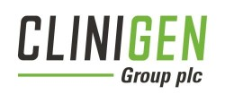 Clinigen Group plc (CLIN.L) logo