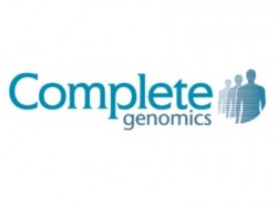 Complete Genomics logo