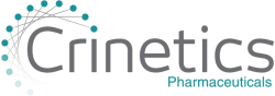 Crinetics Pharmaceuticals logo