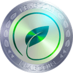 LeafCoin logo