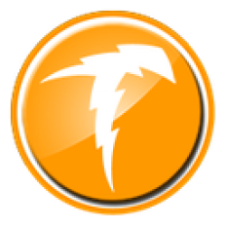 TeslaCoin logo