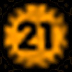 Bitcoin 21 logo
