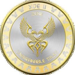 XDE II logo