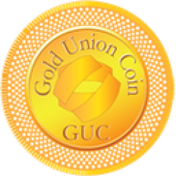 GoldUnionCoin logo