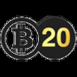 Bit20 logo