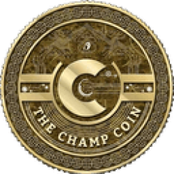 The ChampCoin logo
