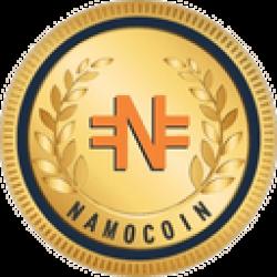 NamoCoin logo