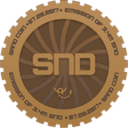 Sand Coin logo