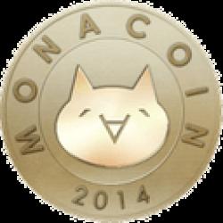 MonaCoin logo