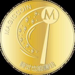 MagicCoin logo