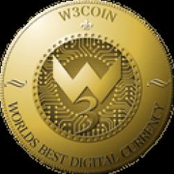 W3Coin logo