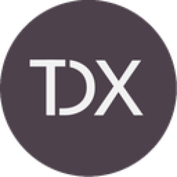 Tidex Token logo