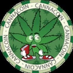 CannaCoin logo