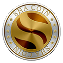 SHACoin logo
