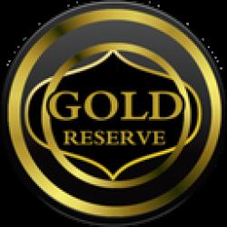 GoldReserve logo